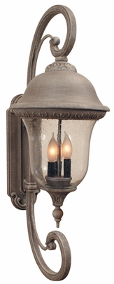 Beaumont Series Double Scroll Estate Lighting Fixture