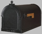 Berkshire Curbside Mailbox with Post Option