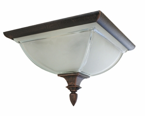 Brentwood Medium Flush Mount Lighting Fixture