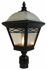 Brentwood Post Mount Medium Lighting Fixture