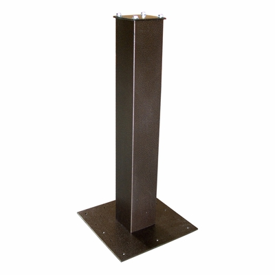 Bronze Surface Mount Post Package