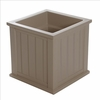 Cape Cod 20 x 20 Patio Planter - Clay