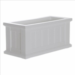 Cape Cod 24 x 11 Patio Planter