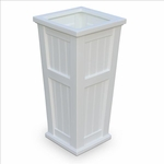 Cape Cod Tall Patio Planter 16 x 32