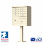 USPS Approved Cluster Mailboxes
