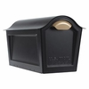Whitehall Chalet Mailbox Only - Black