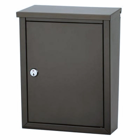 Chelsea Wall Mount Mailboxes