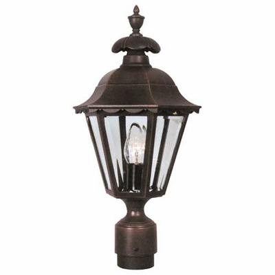 Chesapeake Large Post Lantern Set Lighting Fixture