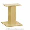 Salsbury 3385SAN Pedestal Sandstone For 13 and 16 Door CBU And Outdoor Parcel Locker