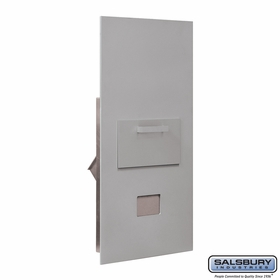 Salsbury 3600C7-ARP Collection Unit-For 7 Door High 4B+ Mailbox