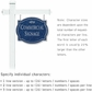 Salsbury 1541CSF1 Commercial Address Sign