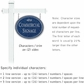 Salsbury 1531CSF2 Commercial Address Sign