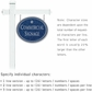 Salsbury 1531CSS1 Commercial Address Sign