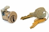 Compx/National Keyed Alike Cam Lock With 2 Keys Each - Mailbox Replacement Part