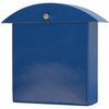 Contemporary Bonita Blue Monet Wall Mounted Mailbox