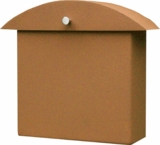 HouseArt Mailboxes Contemporary Wall Mount Mailbox