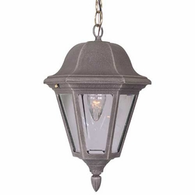 Contemporary Small Chain Pendant Lighting Fixture