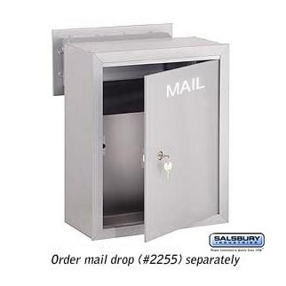 Salsbury 2266R-MR Custom Engraving Regular For Mail Receptacle