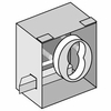 Salsbury 3693 Lock Cylinder Installations 4B+ Horizontal Cylinder And Housing