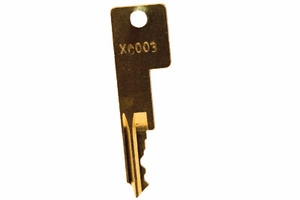 Cut Key - Long Shank For CK25750 Conversion Kit - Horizontal Mailbox Replacement Part