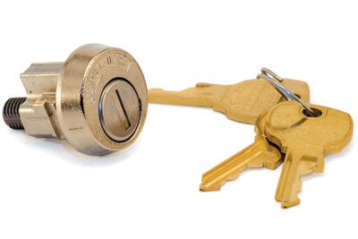 Cylinder/Lock Body Only For K91910 Lock - CBU Replacement Part