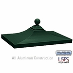 Decorative CBU Top Green