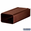 Salsbury 4815D-MOC Deluxe Newspaper Holder Mocha
