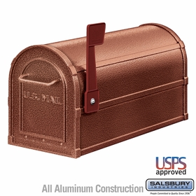 Deluxe Rural Mailboxes