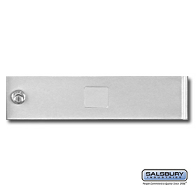 Salsbury 3751A Aluminum Standard Replacement Door 4C Horizontal Mailboxes