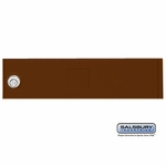 Door Bronze Standard A Size Replacement For Cluster Box Unit With (3) Keys