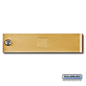 Salsbury 3751G Door Standard Replacement Door 4C Horizontal Mailboxes