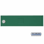 Door Green Standard A Size Replacement For Cluster Box Unit With (3) Keys