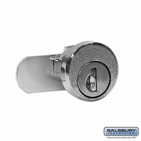 Salsbury 3590 Lock Replacement for Vertical Mailbox Door - Includes 2 Keys