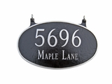 Hanging Address Plaques