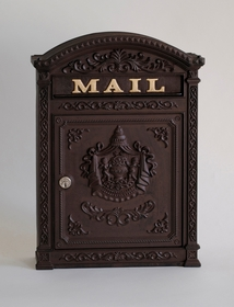 Ecco Victorian Wall Mount Mailboxes