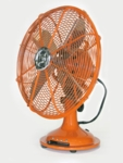 Electric Fan-Orange-Large-3 speed-oscillating