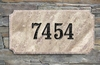 Executive Rectangle in Quartzite granite plaque w/Engraved Text