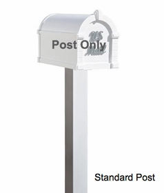 Keystone Series Standard Mailbox Post