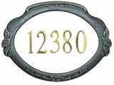 Decorative Address Plaques