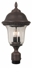 Glenn Aire Large Post Lantern Set Lighting Fixture
