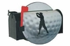 Golf Ball Novelty Mailbox