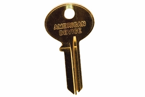Hudson Blank Key for 30812 Master Keyed Lock