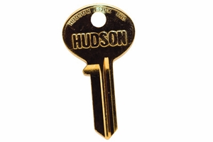 Hudson Key Blank (Hl1 Blank) - for K30809 and 30803 Locks