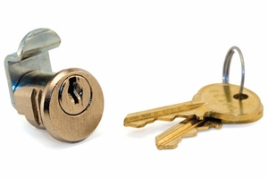 Hudson Master Keyed Lock - Lock/Key Code Pc412