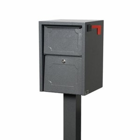 In-Ground Post for Delivery Vault Junior