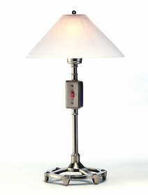 Lamp-Pewter
