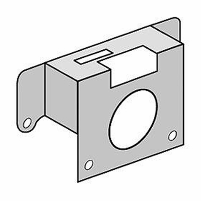 Salsbury 2085U Lock Bracket For USPS 1500 Series Brass Mailboxes