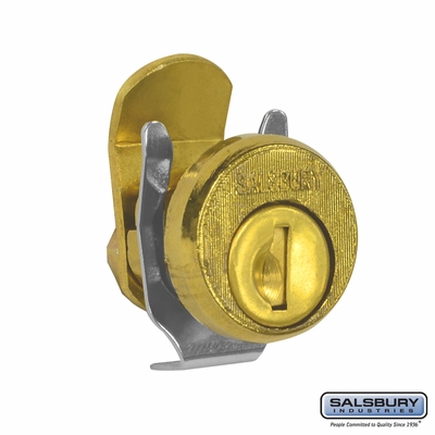 Lock Standard Replacement For Column Mailbox With Slot And Modern Mailbox Gold Finish With (2) Keys