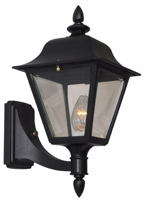 Madison Medium Bottom Mount Wall Bracket-Short Tail Lighting Fixture