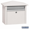 Salsbury 4750WHT Mail House White